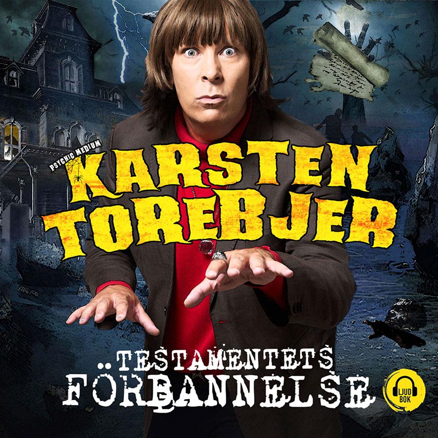 Karsten Torebjer - Testamentets förbannelse